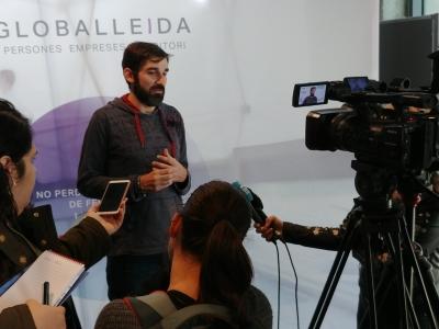 Jornada Endavant, entrevista a Jesus Bosch, CEO i fundador de Startloop Studios