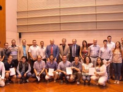 Concurs IdeaUdL. Foto de Grup. Edició 2014