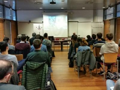 Josep M. Ganyet - conferencia