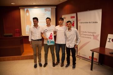 Imagen de los premiados